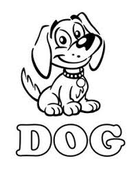 Small Picture dog color pages printable Free Printable Puppy Coloring Pictures