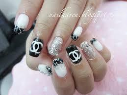 Chanel Nail Design Nail Designs Chanel Nail Art Designs