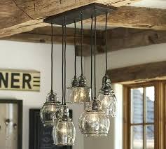 hanging lighting ideas. Nice Pendant Chandelier Lighting Glass 8 Light Pottery Barn Hanging Lights  Ideas .