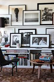 gallery wall with picture rail galley wall ideas on the life creative
