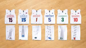 Eight Ncaa Basketball Teams Ready For Rivalries With New Nike