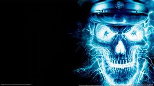 Skull HD Wallpaper 4K Ultra HD - HD ...
