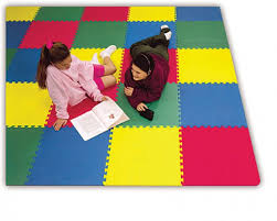 big puzzle play mats rubber mats big size 2x2 feet 24 inches x 24 inches