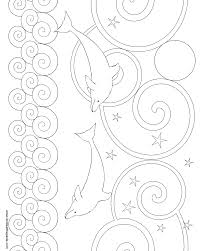 Small Picture Dolphin Color Pages Stunning Coloring Pages Dolphins Dolphins