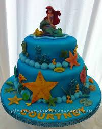 6 Magical Diy Disney Princess Cakes
