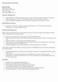 Cover Letter Resume Template Piping Supervisor Resume Cover Letter Bfcc