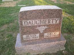 Okey Marie Ross Daugherty (1904-1964) - Find A Grave Memorial