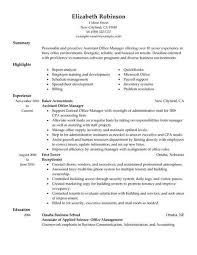Admin Manager Cv Sample Best Admin Assistant Manager Resume Example Livecareer