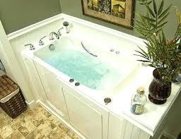 full white walk in bathtub features