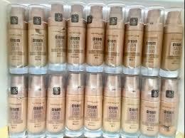 Maybelline Dream Satin Liquid Poreless Perfection Foundation