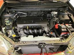 2006 Toyota Matrix XR AWD 1.8L DOHC 16V VVT-i 4 Cylinder Engine ...