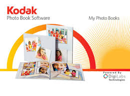 kodak express photo book design software