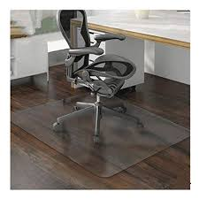 desk chair floor protector. Beautiful Floor GOTOBUYWORLD PVC Matte Desk Office Chair Floor Mat Protector For Hard Wood  Floors 32 For