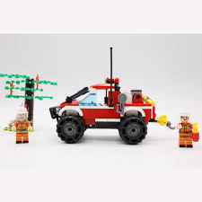 Bộ đồ chơi xếp hình Lego Xe môi trường 212pcs Model 2604 | undefined