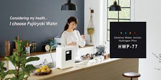 Máy lọc nước ion kiềm Fujiiryoki - Fuji Medical Việt Nam - Nhà sản xuất  thiết bị y tế máy lọc nước ion kiềm, ghế massage