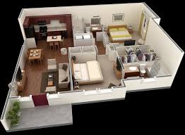 in yet another layout from the same complex you ll find a two bedroom