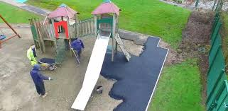 transform your outdoor playground flooring with highly effective rubber surfaces and safety solutions