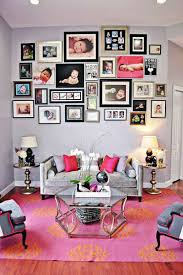 Pink Living Room Chairs 20 Classy And Cheerful Pink Living Rooms Interior Designing Info