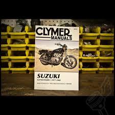 suzuki gs750 repair manual 1977 1982
