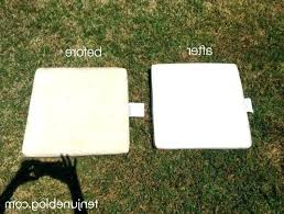 how to wash outdoor cushions clean patio with mildew cleaning furniture sofa clea