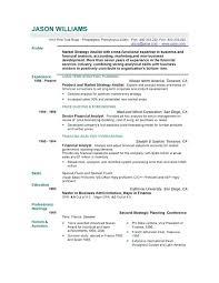Sample Cv Resume Sample Template Cv Sample Doctors Job