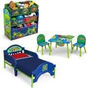 Amazon.com: Nickelodeon Teenage Mutant Ninja Turtles Bedroom Set ...