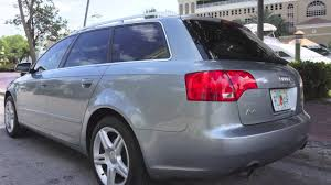 2006 Audi A4 Wagon Quattro - YouTube