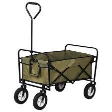 folding garden cart. Yaheetech Folding Garden Cart