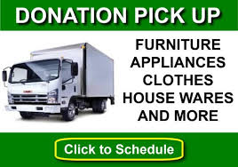 Donation Pick Up Service for Goodwill Salvationarmy Omaha