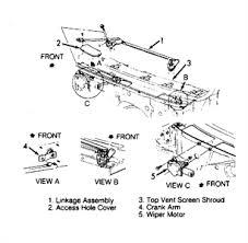 1994 cavalier wiper motor wiring diagram wiring diagram 1993 dodge dakota wiper linkage diagram questions pictures2d8c418 gif