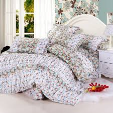 36 best Korean Bed Cover bedding sets images on Pinterest   Korean ... & Aliexpress.com : Buy Pure Korean Twill reactive printed 4pcs bedding sheet  with bowknot quilt Adamdwight.com