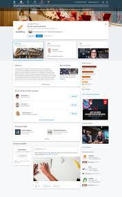 Web Designer Linkedin How To Create A Relevant Linkedin Company Page Linkedin