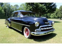 1952 Chevrolet Deluxe Business Coupe for Sale | ClassicCars.com ...
