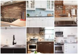 Granite Countertops And Backsplash Pictures Delectable Contemporary How To Pick A Backsplash Picking Kitchen H G T V Shop