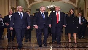 واشنطن - إدارة ترامب تفسح المجال امام الأمريكيين لاختيار الوزارات