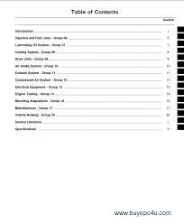 cummins n14 base engine stc celect celect plus pdf the screenshot of the cummins workshop repair manual 5