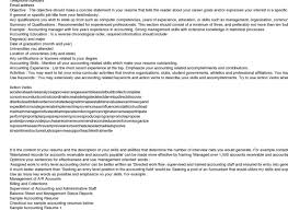 Entry Level Accountant Resume Entry Level Accountant Resume Perfect Example Accounting Photo 19