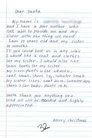 Couple Turn Mistaken Letters To Santa Claus Into Miracle On 22nd