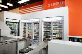 Amazon Go Store Design Amazon Go Competitor Zippin Opens In San Francisco Eater Sf