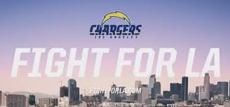 Los Angeles Chargers Fight For La In New Ad Campaign From