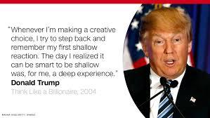 Donald Trump How He Sees Himself CNNPolitics Simple Trump Quotes