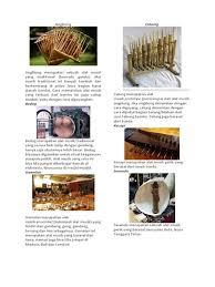 Angklung terbuat dari bambu dan cara memainkannya dengan menggerakan tangan pada ujung bawah angklung. Update Music Info Alat Musik Gendang Berasal Dari Daerah Mana Dan Cara Memainkannya Tujuh Alat Musik Tradisional Artikel Musik Indie Berasal Dari Kepulauan Jawa Timur