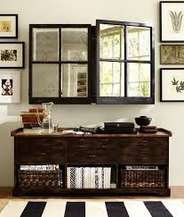 Hide your tv Wall Mounted There Are Some Brillent Ideas Here For Hiding Living Room Tv This One Is Mirrored Wall Cabinet Pinterest Ways To Hide Your Tv New House Living Room Room Hidden Tv