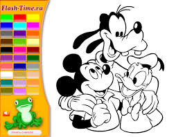 Small Picture Mickey Mouse Clubhouse Colouring Pages Online Coloring Pages