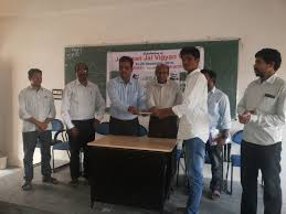 krishi vigyan kendra knowledge network image conducted essay writing and debate on organic farming at model school gaddipally