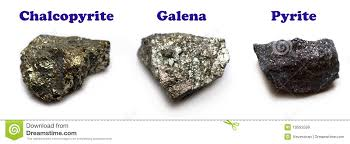 Sulfide Minerals Sulfide Minerals Stock Image Image Of Cure Gemstone 19592599