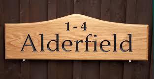 house signs alderfield am
