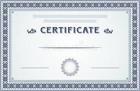 diploma border template certificate border and template design stock vector illustration