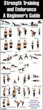 images of names of fitness exercises