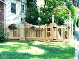 small yard fence design fantastic wrought iron fence landscaping ideas small garden fence able garden fence